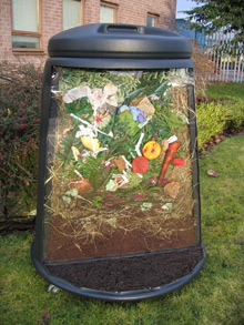 making-compost